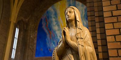 Messe de l'Ascension @ Eglise N-Dame de Lourdes