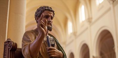 Messe anticipée de l'Ascension @ Eglise Saint-Pierre